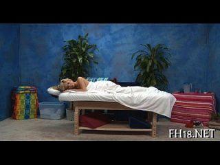 Massage führt zum Sex