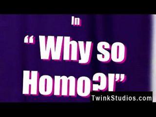 Homosexuelles Video, das sie anfangen zu glätten und leidenschaftlich zu gurgeln