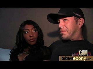 interracial bukkake sex mit schwarzem porn star 19