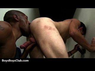 Schwarze auf Jungs interracial hardcore Homosexuell Film 06