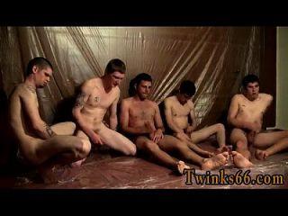 Hardcore Homosexuell Piss liebenden Welsey und die Jungs