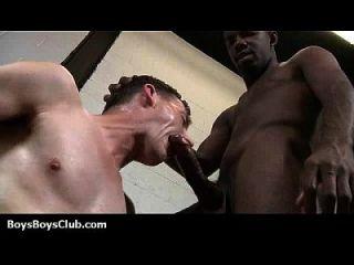 muskulöse schwarze dudes fuck homosexuelle weiße Jungen 06