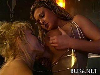 dampfige sexy Pussy befriedigend