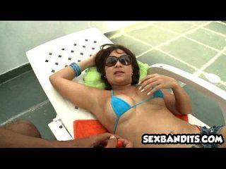 23 diese kolumbianischen Hündinnen ficken hart 16