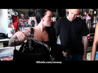nacktes Mädchen und hartes Fick Sex Video 19