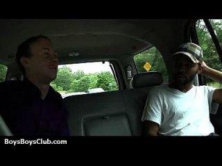 Schwarze auf Jungs interracial hardcore Homosexuell Filme 17