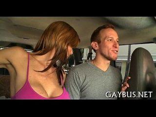 lusty oral mit einem heißen Homosexuell
