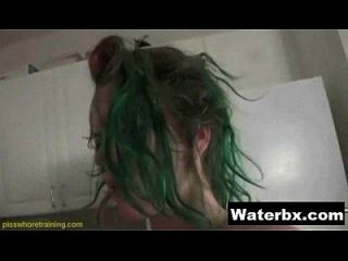 erotische Teenie pissen Hardcore Porno
