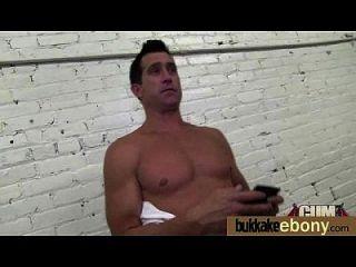 interracial bukkake sex mit schwarzem porn stern 28