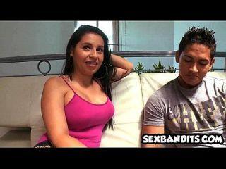03 latina milf hure fesseln junge dick 16