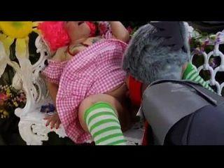der Zauberer von oz voller Porno Parodie Film thisisntporn.com