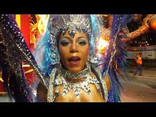 paulina reis com peitões kein carnaval rio de janeiro musa do unidos de bangu
