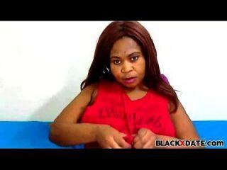 riesige schwarze Titten necken