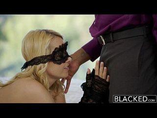 Schwarze hübsche blonde hotwife aaliyah Liebe und ihr schwarzer Liebhaber