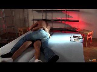 Barebackin gerade in Berührung 4 Szene 2