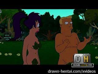 Futurama Porno Sex wird Erde retten
