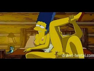 simpsons hentai kabine der liebe