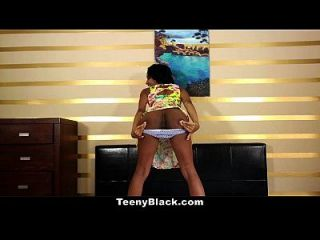 teenyblack 18year old black beauty porn debüt