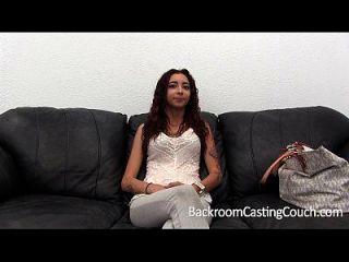 Petite Latina Amateur Adriana Anal Fail \u0026 Creampie