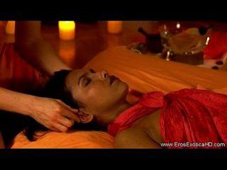 Massage für müde Freundinnen