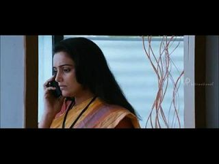 100 Grad Celsius Malayalam Film Shwetha Menon bekommt eine Erpressung rufen