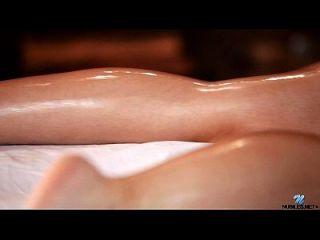 massage und creampie für blonde amateur