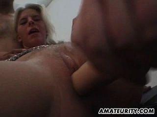 Amateur Teen Freundin anal gangbang mit Gesichtsbehandlungen