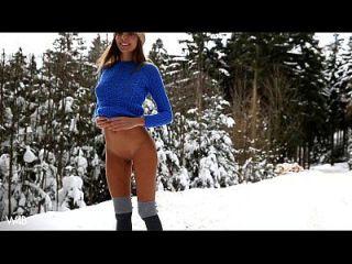 Klee Winterpfeife