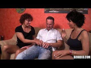 bisexuelle deutsche milfs teilen schwanz