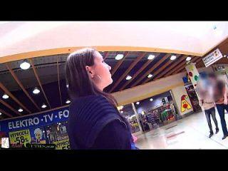 mallcuties jugendlich junges öffentliches Mädchen, tschechisches jugendlich Mädchen