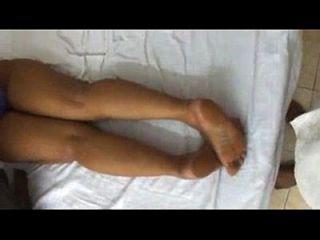 meine frau bekommen massage auf tour teil a