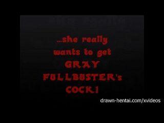 Fairy Schwanz ein xxx Parodie Trailer