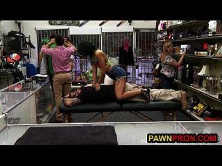 pawn shop sex mit asiatischen
