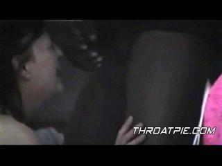 0004 schwarze Kerlkräfte prostituiert, um Lücke zu schlucken