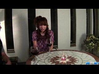 aya sakuraba wird mit ihrer nassen pussy nasty