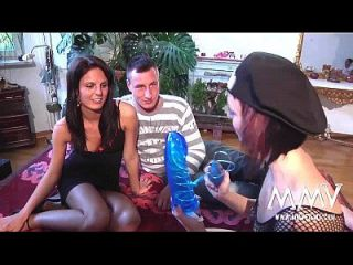 mmv film redhead gina mit einem amateurpaar