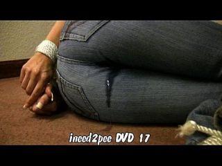 Ineed2pee Trailer 12 Mädchen Pissen ihre Jeans Hosen Höschen