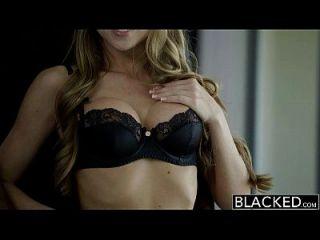 blacked petite blonde shawna lenee schreit auf riesigen schwarzen Schwanz