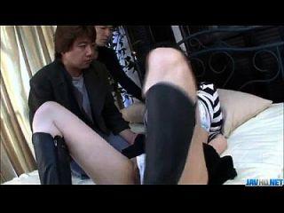 hitomi aizawa liebt dreißig Sex in Hardcore