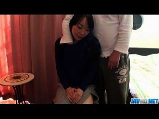 Amateur Mayu Kudo wird auf grobe Weise gefickt