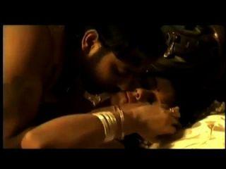 indian paar romantische fucking session in flitterwochen