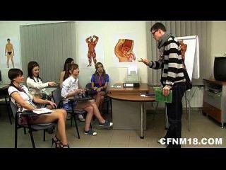 Lehrer Schule Teens ihre cfnm bestrafen nudecams.xyz