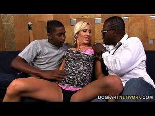 zoey portland will gangbanged von schwarzen Männern bekommen