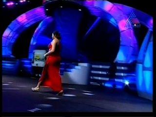 indian acctress namitha riesigen großen Blase Hintern Arsch in einem engen Kostüm