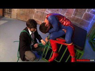superman hielt gefangene Vorschau