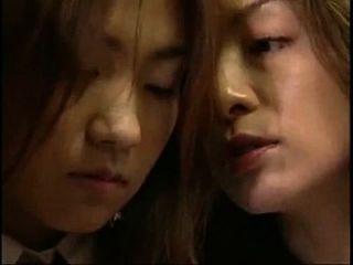 Uhr von (4min) japanischen Lippen Kuss Lesben