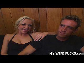Ihre Frau braucht mehr Schwanz als Sie bieten können