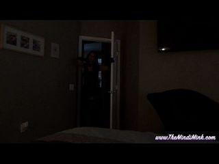 Vampir Mom Mindi Mink initiiert Schritt Sohn Pov