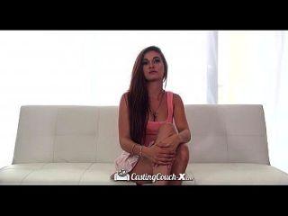 Castingcouch x Hot exotische Michelle Taylor hat ihr erstes Vorsprechen