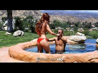 fantasyhd karlie montana und danny fuck am pool